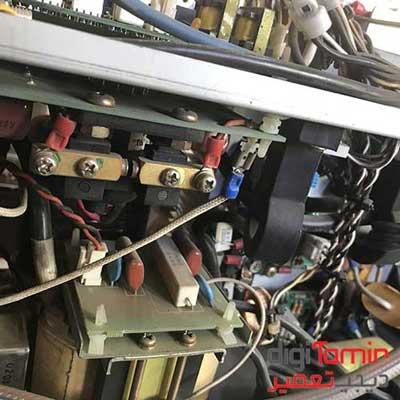 تعمیر دستگاه جوش اینورتر ASEA 71P