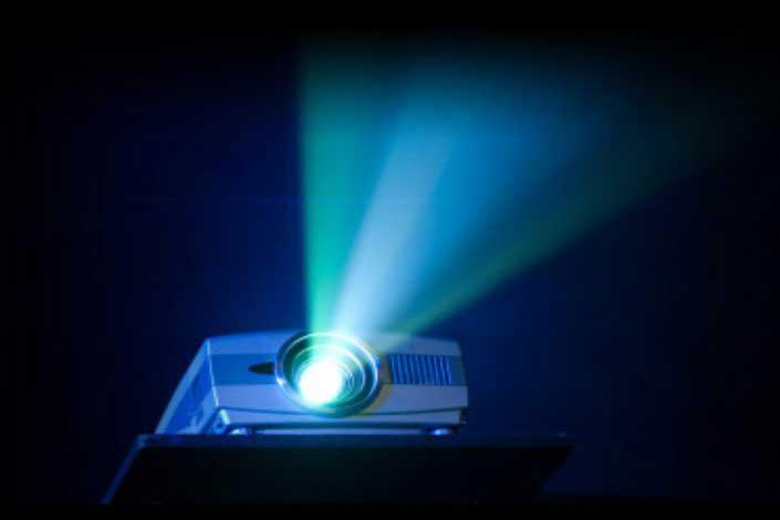 تعویض لامپ ویدئوپروژکتور