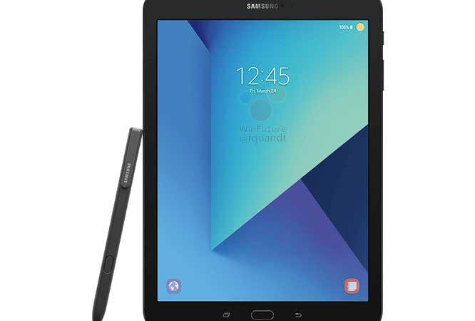 مشخصات کامل Galaxy Tab S3