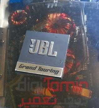 تعمیر آمپلی فایر جی بی ال JBL GTO1201