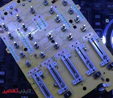 تعمیر دستگاه دی جی pioneer serato
