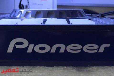 تعمیر دستگاه دی جی pioneer