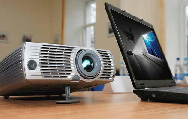 درباره ویدئوپروژکتور projector