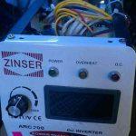 تعمیر دستگاه جوش zinser