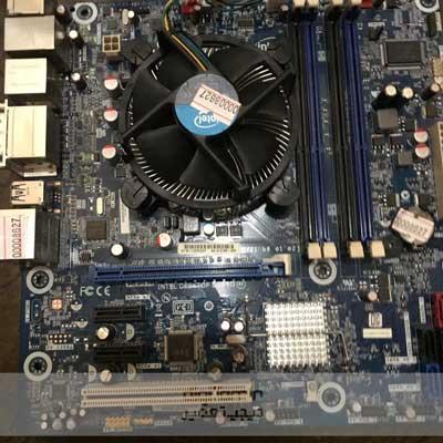 تعمیر مادربرد اینتل Intel