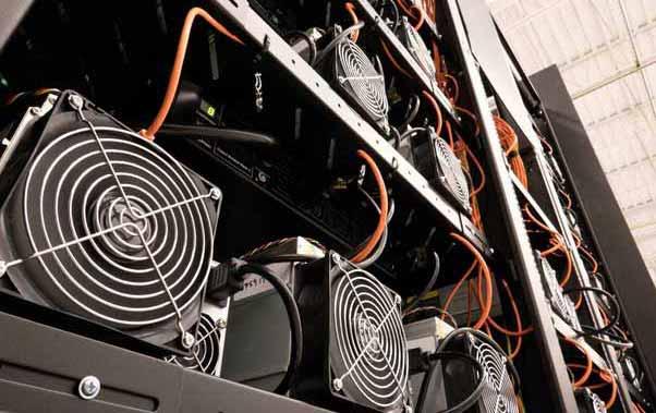 مصرف برق زیاد در ماینرها