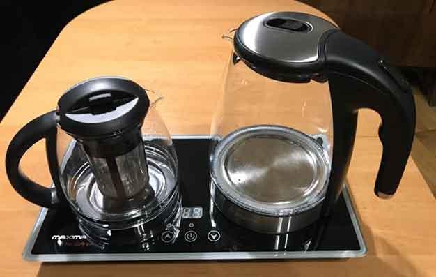 ایرادهای شایع در چای ساز و کتری برقی