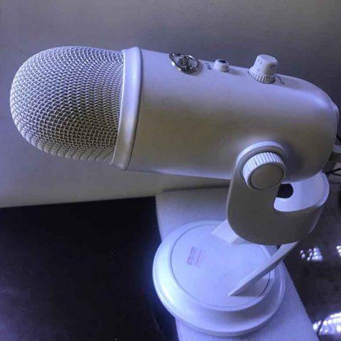 تعمیر میکروفون yeti - دیجی تعمیر