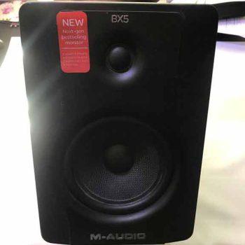 تعمیر اسپیکر مانیتورینگ M audio BX5