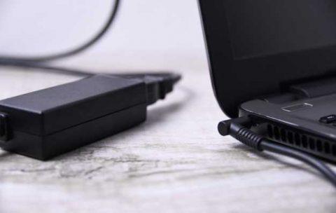 شارژ نشدن لپ تاپ