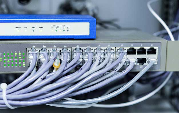 سوئیچ شبکه چیست